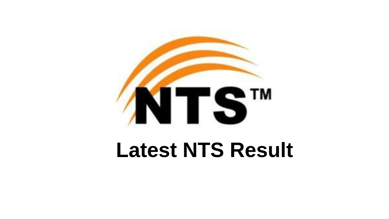 NTS Result Latest 2019 - NTS Result By Roll Number
