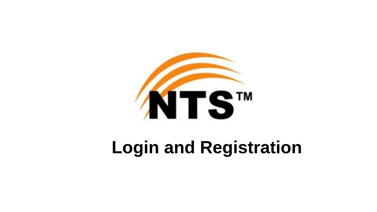 NTS Login Panel - How to Register For NTS Login