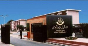 AIOU To Improve Central Library VC