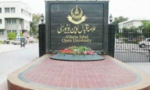 Allama Iqbal Open University Announces Oct 30 As Last Date For Admissions